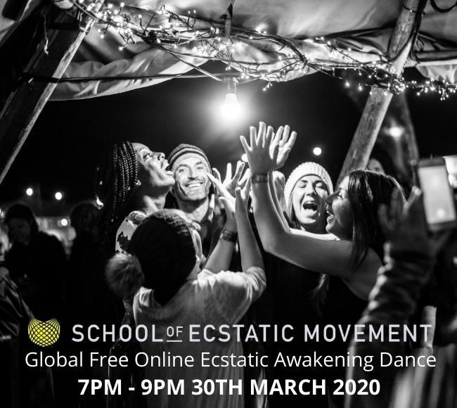 Ecstatic Awakening Dance™