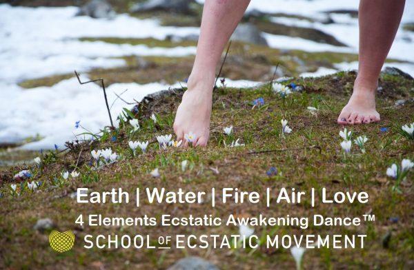 4 Elements Ecstatic Awakening Dance