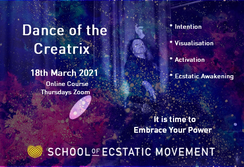 Creatrix Ecstatic Awakening Dance™
