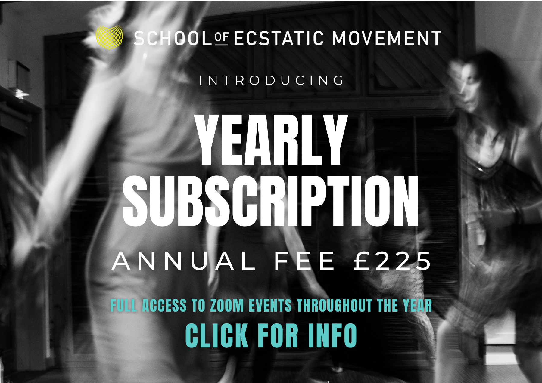 click for info on yearly subscription £225